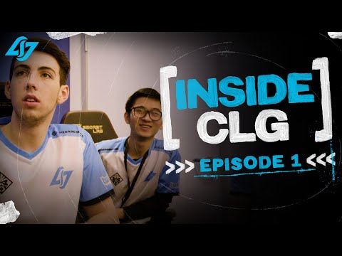 Building a Ten Player LCS Roster - Inside CLG Episode 1