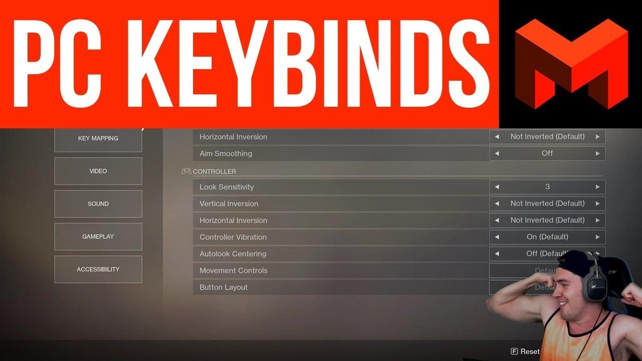 Strucid Default Keybinds | StrucidCodes.com