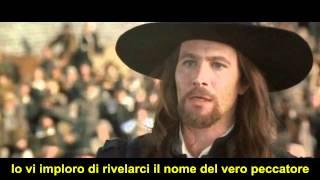 La lettera scarlatta - trailer ita HD