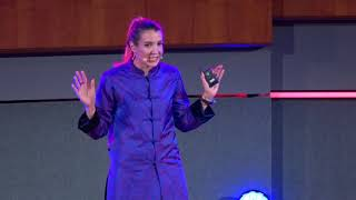 Three Pillars of Magic | Tessy Antony De Nassau | TEDxLuxembourgCityWomen