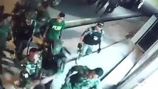 Police Bop Ho Forca Fdtl Baku Malu