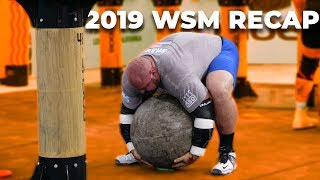 WORLD'S STRONGEST MAN RECAP