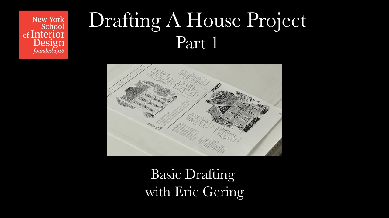 Basic Drafting A House Part