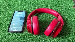 2 in 1 sodo mh5 ( headphone+speaker)