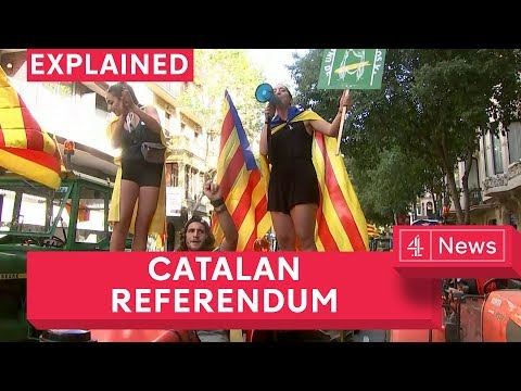 Catalan referendum: what is happening in Barcelona?