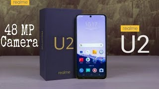 Realme U2 - 48MP DSLR Camera With Helio P90? Price, Features & Release Date