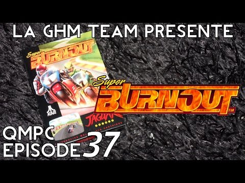 [QMPC #037] Super Burnout (Jaguar - 1995)