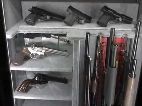 Delightful Gun Safe Modifications Gun Safe Lights