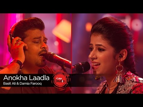 Coke Studio Season 9| Anokha Laadla| Basit Ali & Damia Farooq