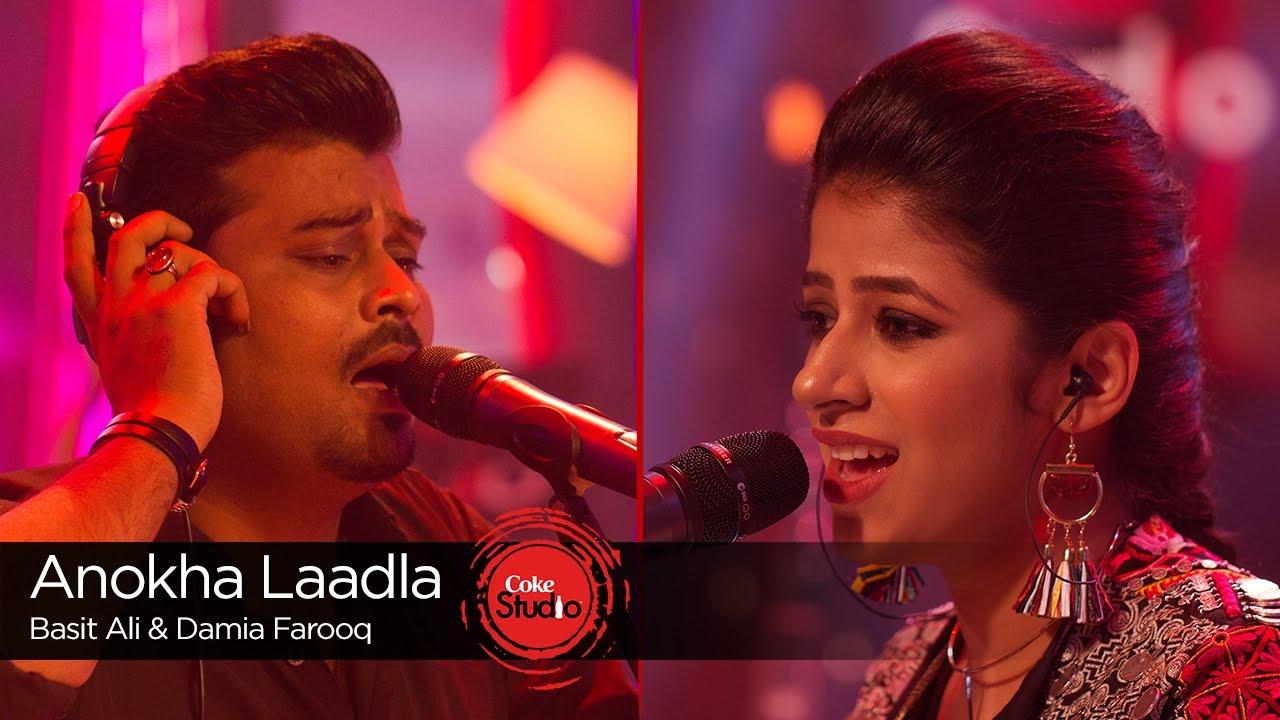 Basit Ali Damia Farooq Tera Woh Pyar Coke Studio Season