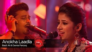 Anokha Laadla, Basit Ali & Damia Farooq, Episode 6, Coke Studio Season 9