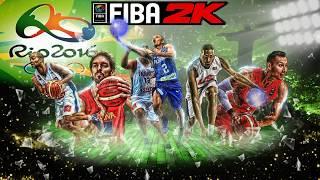 FIBA 2k18 Android Basketball Gameplay