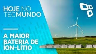 Bateria gigante do Elon Musk, 5G no Brasil, valorização da Ethereum e mais - Hoje no TecMundo