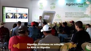 AgroTalk AO VIVO no AGRISHOW - Algodão - 01/05/2018