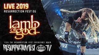 Lamb of God - Now You've Got Something To Die For (Live at Resurrection Fest EG 2019, Spain)