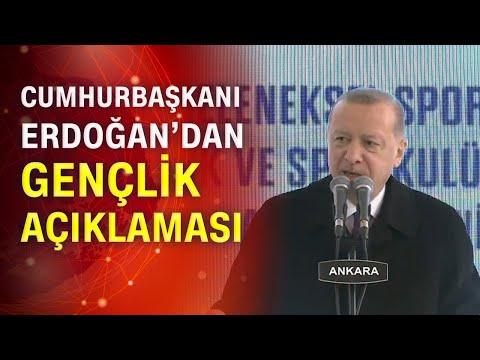 """Cumhurbaşkanı Erdoğan: """"Kendini, tarihini ve medeniyetini bilen gençler yetiştirmeden..."""""""