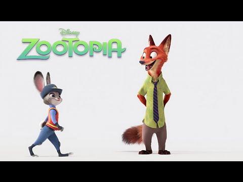 Zootopia Official Sloth Trailer (2016) Subtitrat in limba romana aNpREV