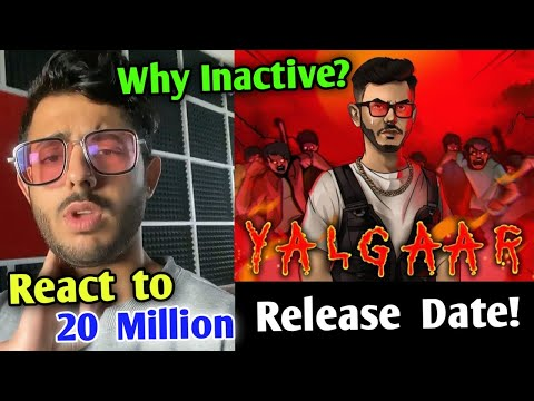 carryminati-finally-react-on-20-million-&-gave-reason-for-being-inactive--'yalgaar'-release-date!