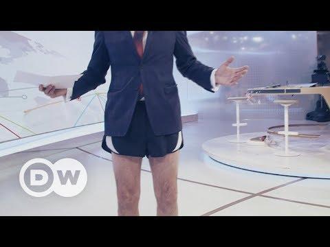 Dresscode: Men with bare legs? | DW English