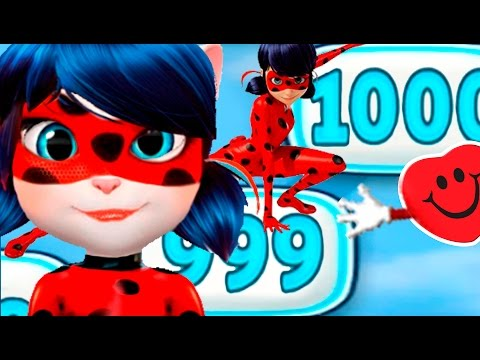 МОЙ ГОВОРЯЩИЙ ТОМ МОЯ ГОВОРЯЩАЯ АНДЖЕЛА #ЛЕДИБАГ #ladybug 2 СЕЗОН СУПЕР КОТ МУЛЬТ MY TALKING ANGELA