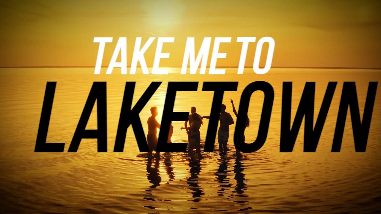 Rod Black - Laketown (Lyric Video)