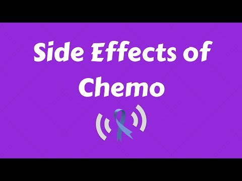 Side Effects of Chemo for Colon Cancer