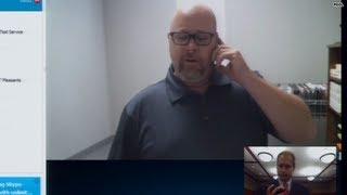 Watch: Skype trolls hit Zimmerman trial