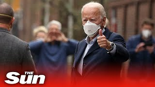 Electoral College cast their ballots in Presidential win for Joe Biden