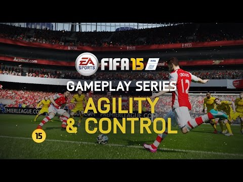 FIFA 15 Gameplay Features - Agility and Control