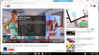 """Video Gta 5 Online Xbox one """"Rockstar Game Services Unavailable"""" Fix  Subscribe for my 50 sub give away!! download MP3, 3GP, MP4, WEBM, AVI, FLV Juni 2018"""