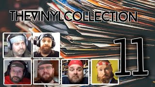 Vinyl Collection Live Chat PT11 - Lookin Though the Record Shelves with BANDY/MARS/JAKE/CWR