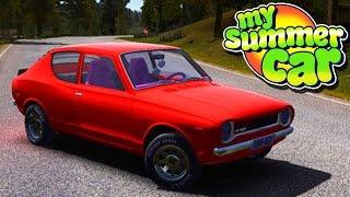 My Summer Car Türkçe // ARACI ÇALIŞTIRDIM #9