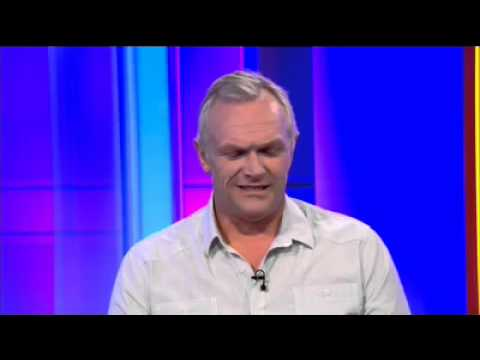 Greg Davies Man Down 2nd series Interview