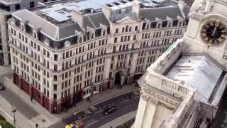 Вид на Лондон с собора святого Павла