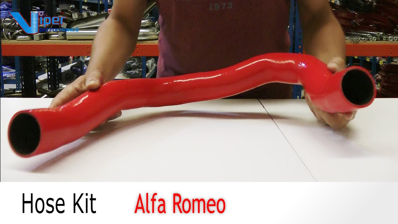 alfa romeo 147 156 1 9jtd lower turbo to intercooler hose kit demonstration video youtube. Black Bedroom Furniture Sets. Home Design Ideas
