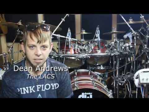 Dean Andrews, Jr., Drummer with The Lacs, ed about using Drum Muffs