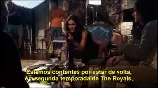 The Royals - Promo Season 2 - Are Back for Season 2 [Legendado]