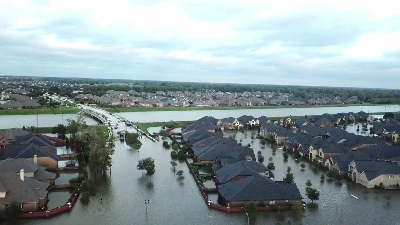 Riverstone Flooding 8/29/17 - Hurricane Harvey 2017