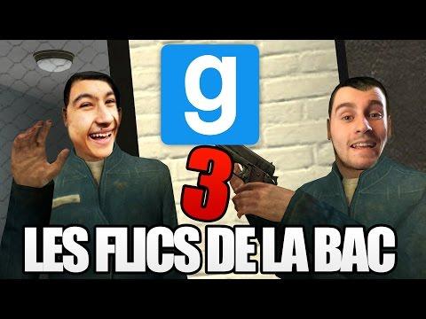 LES FLICS DE LA BAC 3 - Garry's Mod RP