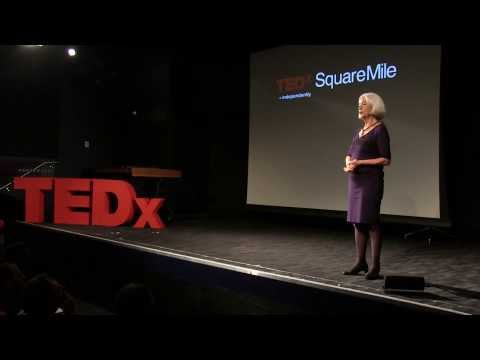 The future belongs to those who can see it: Scilla Elworthy at TEDxSquareMile2013
