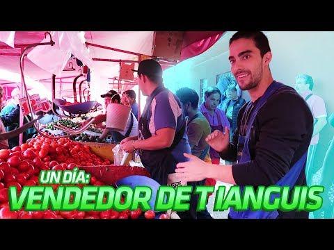 Download Youtube: Un día siendo VENDEDOR DE TIANGUIS / MERCADO