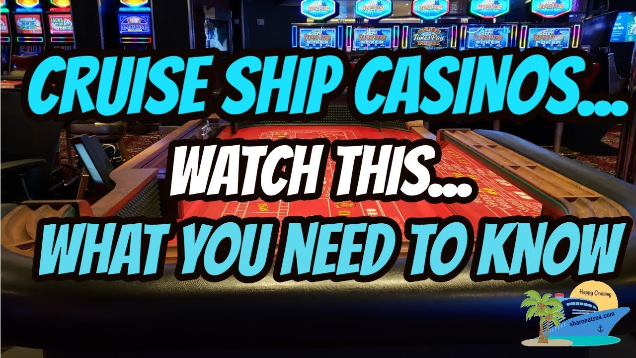 casino on cruise