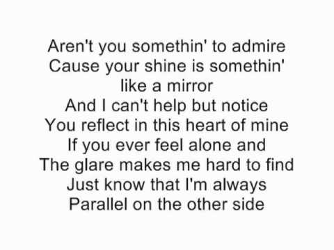 Mirrors by Justin Timberlake acoustic guitar instrumental cover with lyrics karaoke