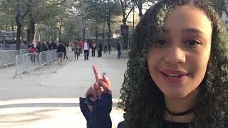 VLOG DE VIAGEM CATITAB123: CHEGADA A PARIS