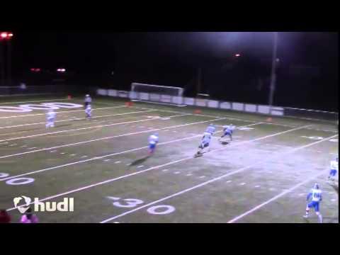 Kingswood Regional High School - Kicker- Breast Cancer Awareness Game