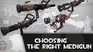 ArraySeven: Choosing The Right Medigun