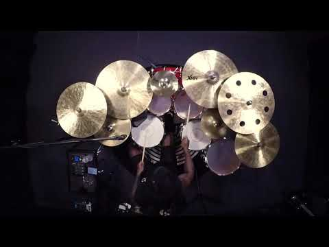 SABIAN Artist Chris Johnson Performs the Jennifer Lopez Concert Intro
