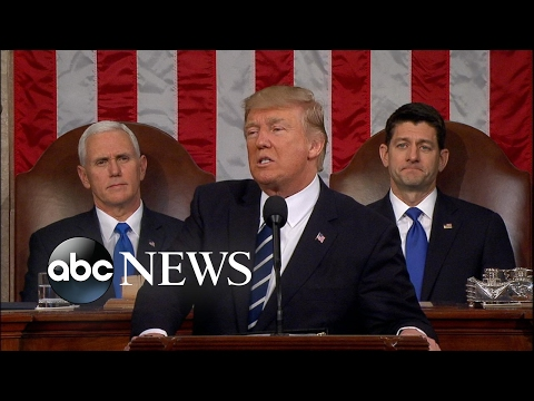 Trump Congress Speech: Urges Congress to Repeal, Replace Obamacare | ABC News