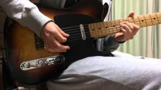 Silent Siren 『KAKUMEI』をギターで弾いてみた。