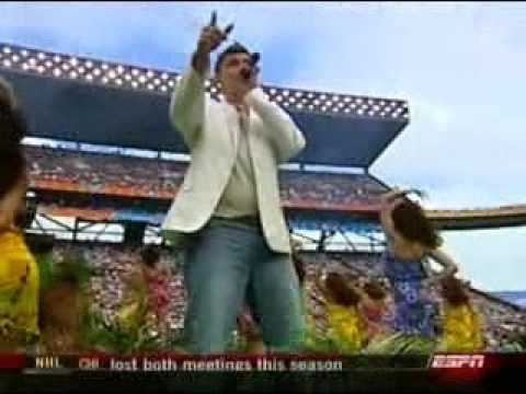 Backstreet Boys - 2006 - Pro Bowl - Performance